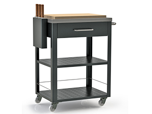 Chef's Catalog Rolling Cart