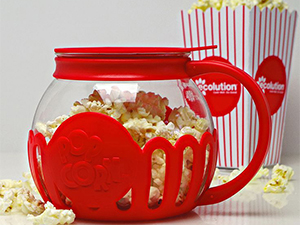 Ecolution Micro-Pop Popcorn Maker – 2016 Award Winner!