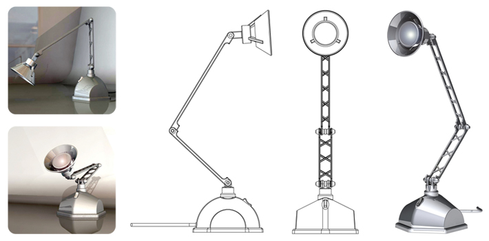 Architects Task Lamp – Architects Desk Lamp