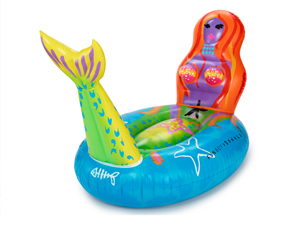 Mermaid Float by FUNBOY